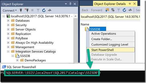 Launch_SSIS_Provider